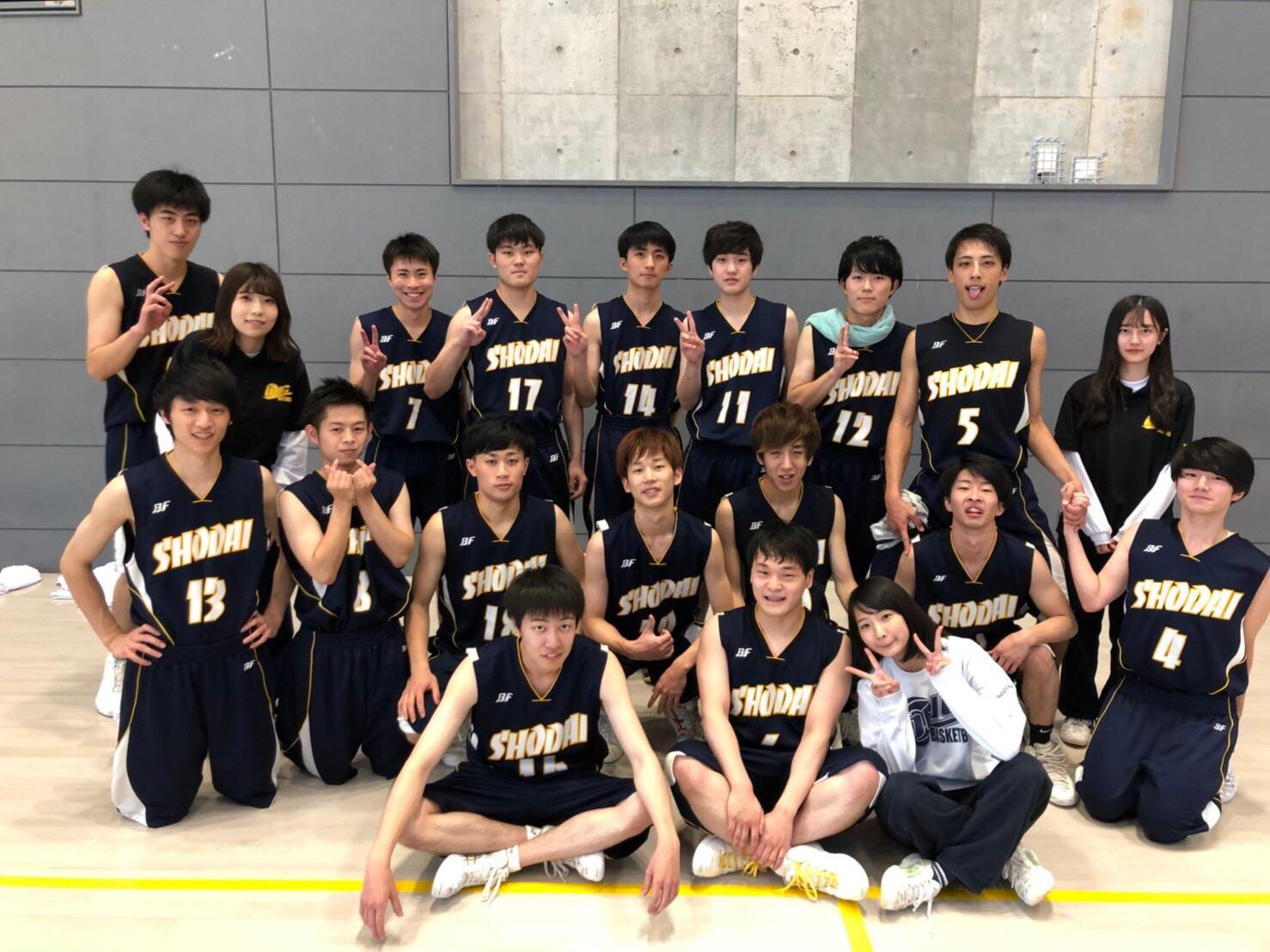 男子バスケットボール部