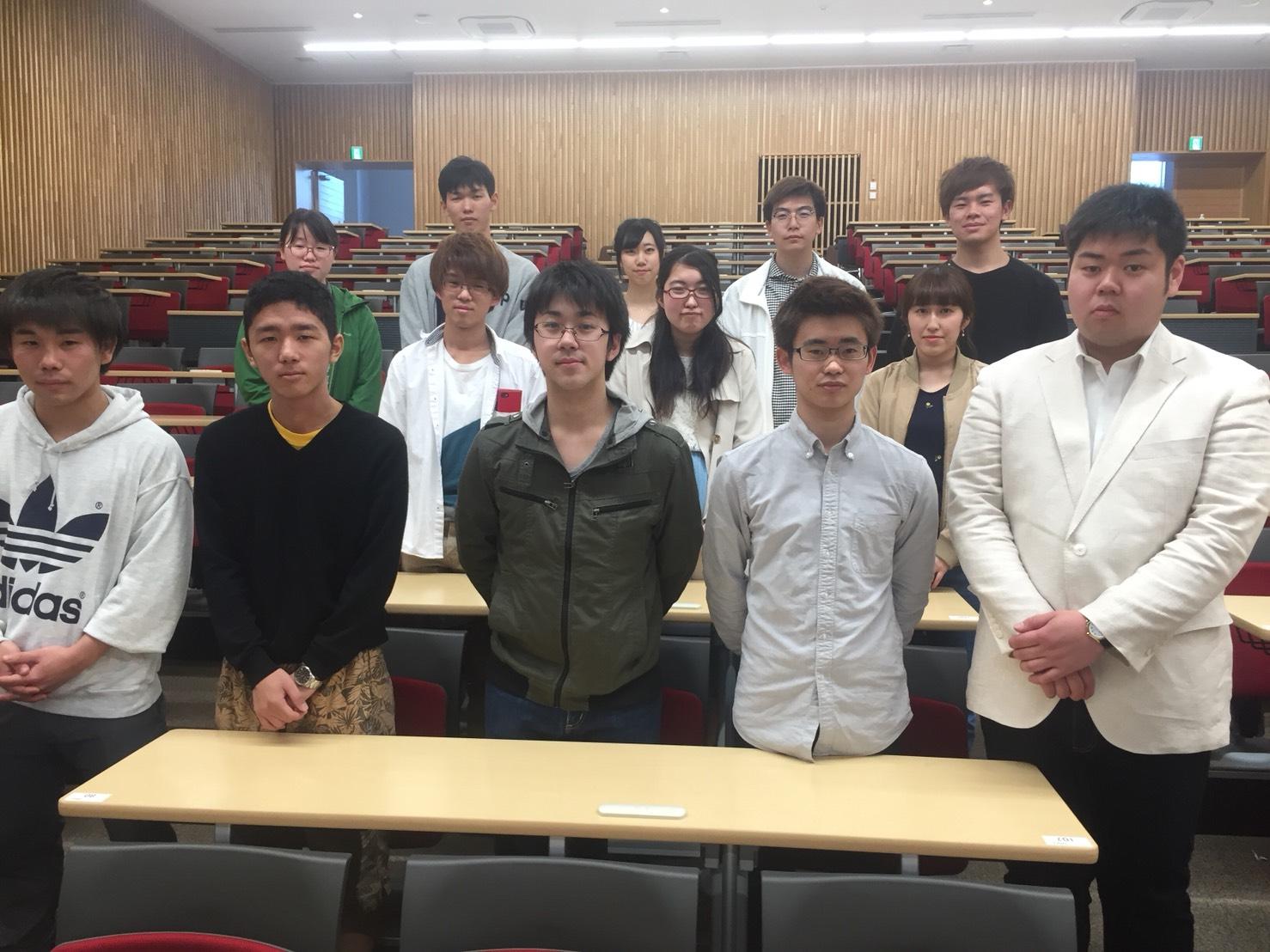 昼間部学生自治会事務局